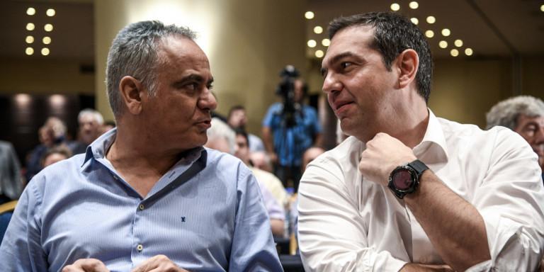 XΑΜΟΣ με ΤΣΙΠΡΑ και ΣΚΟΥΡΛΕΤΗ! Μάχη στον ΣΥΡΙΖΑ για τον μετασχηματισμό του κόμματος!