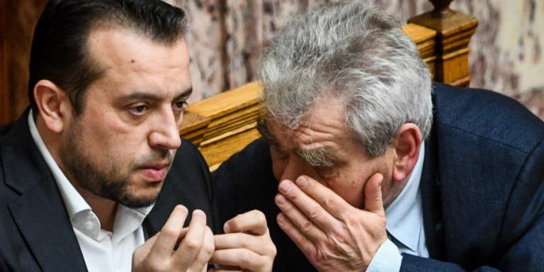 Τη διαγραφή του Νίκου Παππά από την ΚΟ του ΣΥΡΙΖΑ ζητά η κυβέρνηση! (βιντεο)