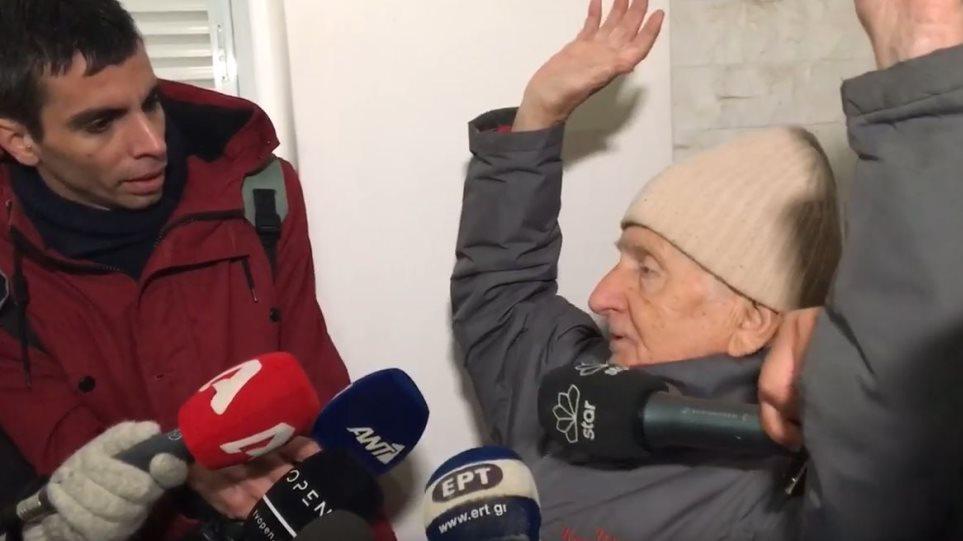 Τραγωδία στην Πεύκη: «Γιατί να πάρει το παιδί μαζί της;» λέει ο παππούς της 5χρονης (βιντεο)