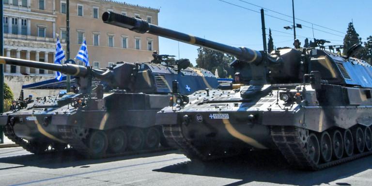 25η Μαρτίου: Στρατιωτική παρέλαση για τα 200 χρόνια από την Επανάσταση -Καλεσμένοι Πούτιν, Μακρόν, Κάρολος!