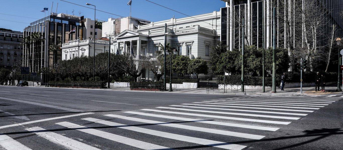 Τα επόμενα μέτρα που θα πάρει η κυβέρνηση: Καθολική απαγόρευση κυκλοφορίας και κλείσιμο δημοτικών σχολείων!