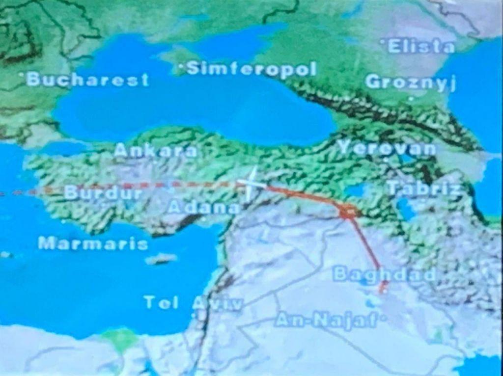 Τουρκία άνευ ορίων : Κράτησαν 20 λεπτά στον αέρα το αεροπλάνο του Δένδια! (φωτο)