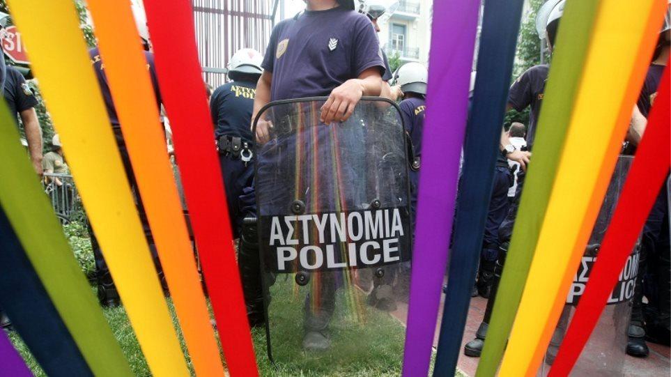 Η ΕΛ.ΑΣ. δίνει μάχη στον Έβρο και ο ΣΥΡΙΖΑ ασχολείται με το συνέδριο ΛΟΑΤΚΙ αστυνομικών!