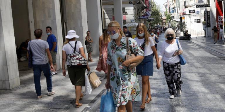 Κορωνοϊός, νέα μέτρα: Ισχυρή σύσταση για μάσκα για 7 ημέρες για όσους επιστρέφουν από επιβαρυμένες περιοχές