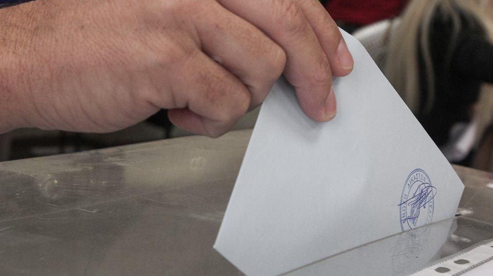 Νέο γκάλοπ: Μπροστά με 7,3 μονάδες η ΝΔ στις ευρωεκλογές και 7,8 στις εθνικές