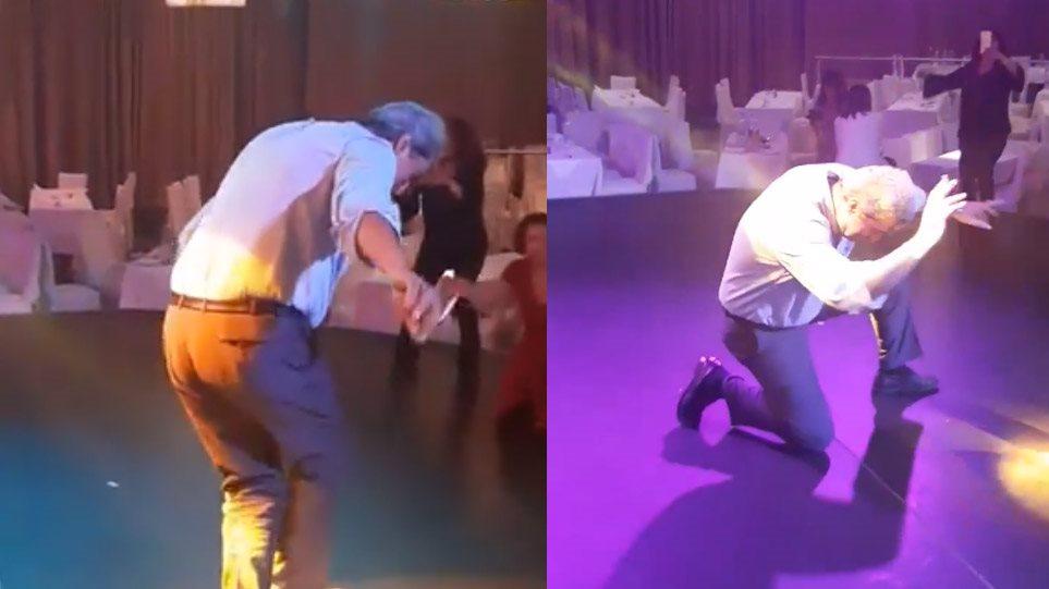 ΔΕΙΤΕ τον θεριακλή Παύλο Πολάκη με τσιγάρο στο χέρι να χορεύει ζεϊμπέκικο σε συγκέντρωση του ΣΥΡΙΖΑ! (ΒΙΝΤΕΟ)