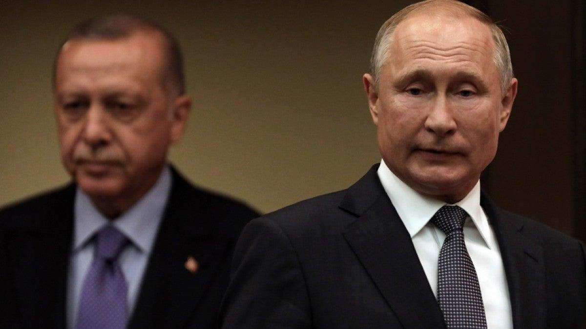 Συνάντηση Πούτιν με Ερντογάν τον Ιανουάριο: Στο τραπέζι η τουρκική στρατιωτική υποστήριξη στη Λιβύη!