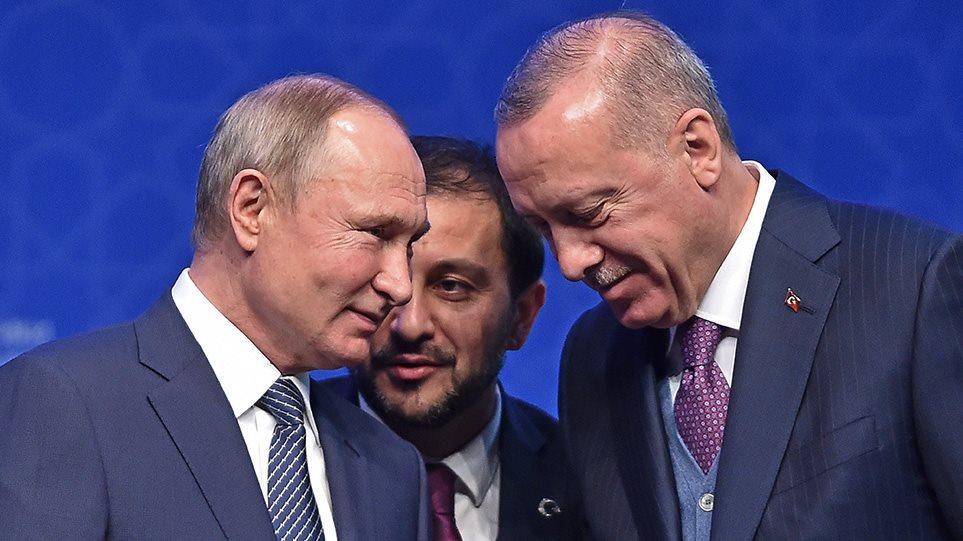 Λιβύη: Πούτιν και Ερντογάν καλούν σε κατάπαυση πυρός στις 12 Ιανουαρίου!