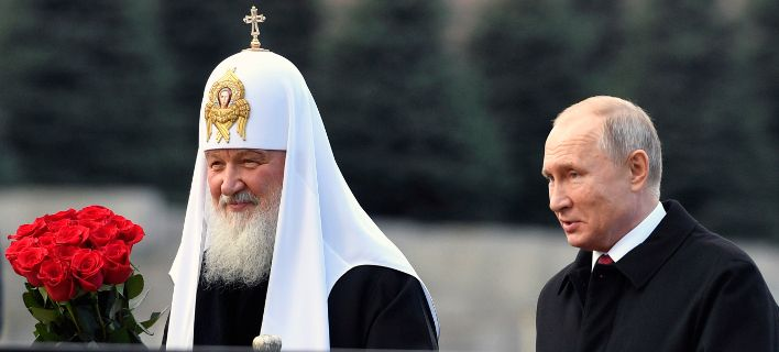 Μύδροι Πούτιν κατά Βαρθολομαίου: Εδωσε αυτοκέφαλο στην Ουκρανία για χρήματα  Πηγή: Μύδροι Πούτιν κατά Βαρθολομαίου: Εδωσε αυτοκέφαλο στην Ουκρανία για χρήματα | iefimerida.gr