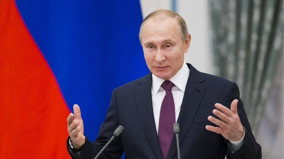 Πούτιν για Συρία: Χρειάζεται ένα νέο σύνταγμα που θα εγγυάται τα δικαιώματα όλων των εθνικών ομάδων!