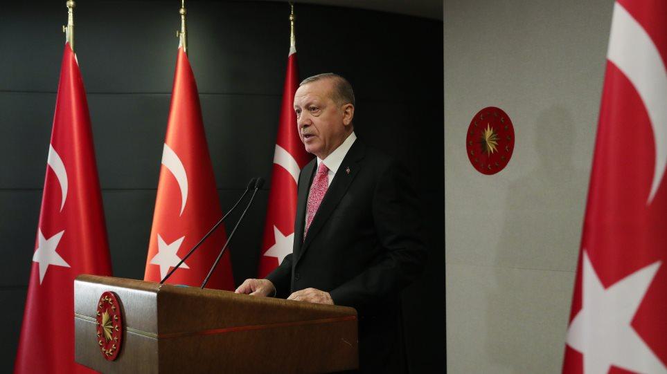 Νέες προκλήσεις Ερντογάν για Μεσόγειο, Αιγαίο και Κύπρο: Δεν θ' αφήσουμε ελεύθερο πεδίο σε ελληνικά και αρμένικα λόμπι!