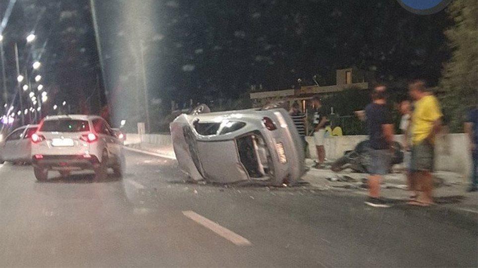 Θρήνος στη Ρόδο: Νεκρός 43χρονος που πήγε να βοηθήσει σε τροχαίο και παρασύρθηκε από αυτοκίνητο (φωτο)