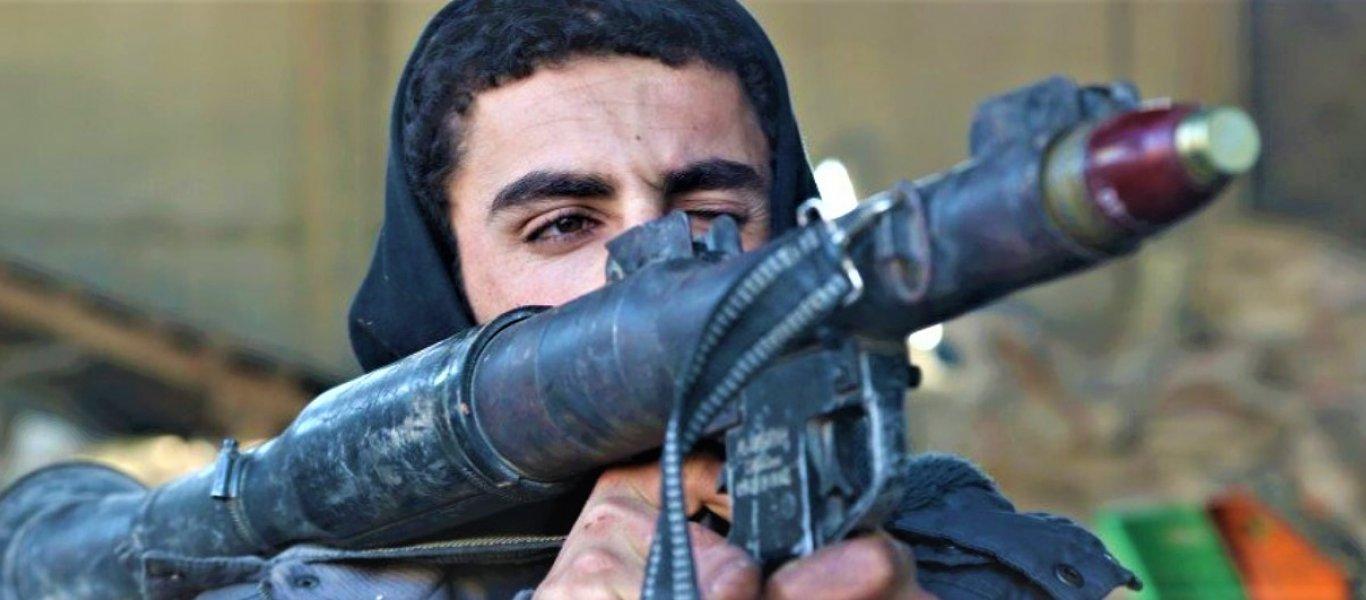 Δείτε ποιοι είναι οι 11 Κούρδοι που συνελήφθησαν με αντιαρματικά στα Σεπόλια (φώτο)