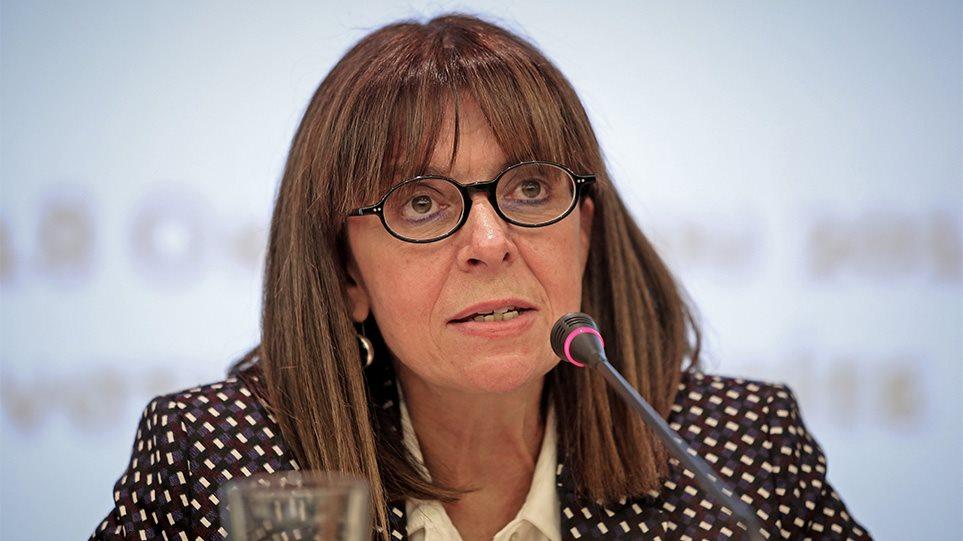 Αικατερίνη Σακελλαροπούλου: Εκλέγεται Πρόεδρος της Δημοκρατίας από την πρώτη ψηφοφορία με 266 ψήφους