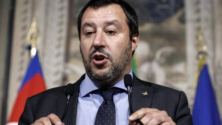 «Βόμβα» από Μ.Σαλβίνι: «Η ΕΕ είναι φωλιά με φίδια – Θα νικήσουμε τον ιό και αν χρειαστεί θα φύγουμε από την Ένωση» (BINTEO)