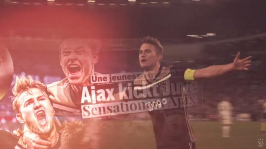 To βίντεο του Άγιαξ για τον ημιτελικό με την Τότεναμ: «Δεν τελειώσαμε ακόμα»