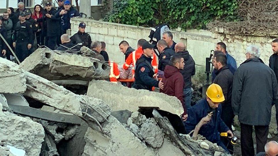 Σεισμός στην Αλβανία: «Δεν αποκλείω ισχυρό μετασεισμό», δηλώνει ο Ευθύμιος Λέκκας!