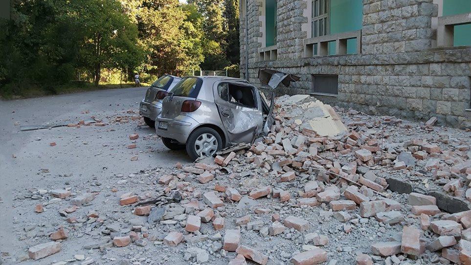 IΣΧΥΡΟΣ Σεισμός 5,6 Ρίχτερ στην Αλβανία: Κατέρρευσαν κτίρια! Στους δρόμους ο κόσμος – Έγινε αισθητός σε Ήπειρο, Κέρκυρα (ΦΩΤΟ&ΒΙΝΤΕΟ)