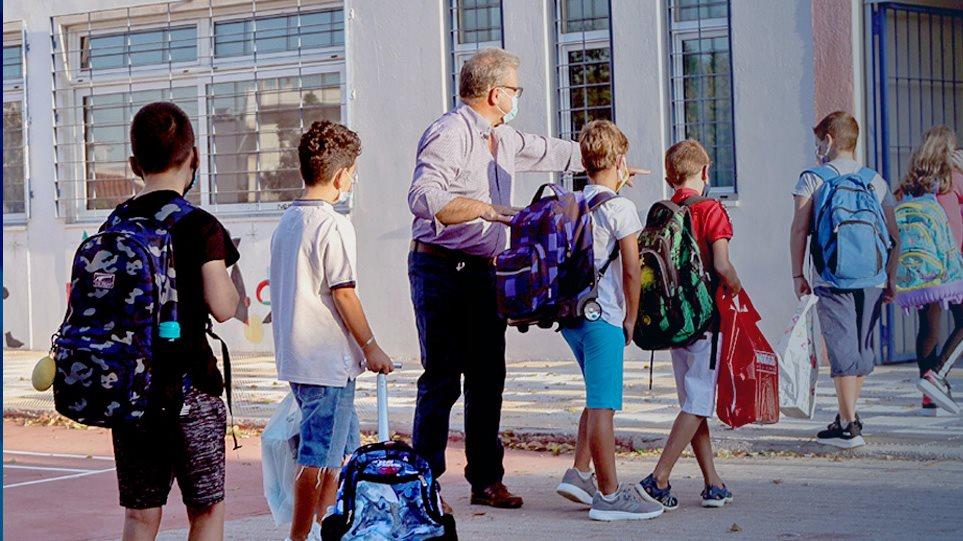 Σχολεία: Ανοίγουν τη Δευτέρα δημοτικά, νηπιαγωγεία και σχολεία ειδικής αγωγής!