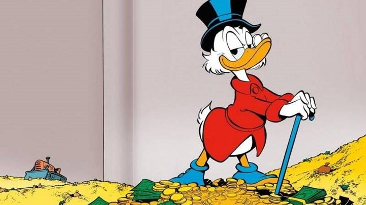 Σαν σήμερα εμφανίστηκε το πιο πλούσιο και φιλάργυρο… παπί του κόσμου, ο Σκρουτζ