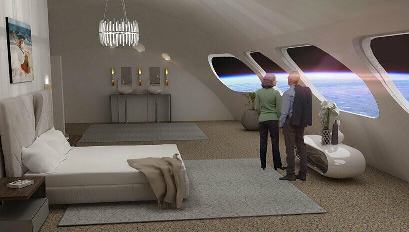 Έρχεται το πρώτο διαστημικό ξενοδοχείο!