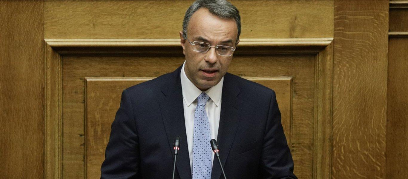 Με επιδόματα θα ζει η Ελλάδα – Χ.Σταϊκούρας: «Αυτή την εβδομάδα το επίδομα των 800 ευρώ – Μπορεί να πάει και τον Ιούνιο»