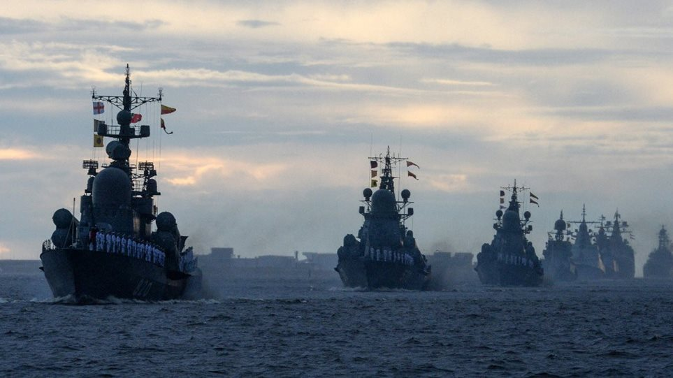 Κρίση στην Αν. Μεσόγειο: Γιατί εξέδωσε η Τουρκία τις NAVTEX για τις ρωσικές ασκήσεις;