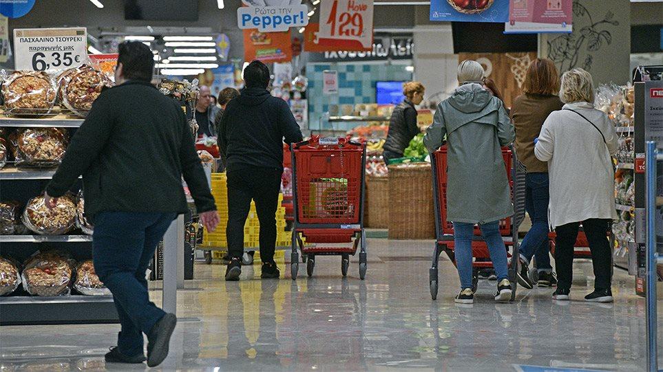 «Stop» από την Τετάρτη στην πώληση διαρκών αγαθών από τα σούπερ μάρκετ