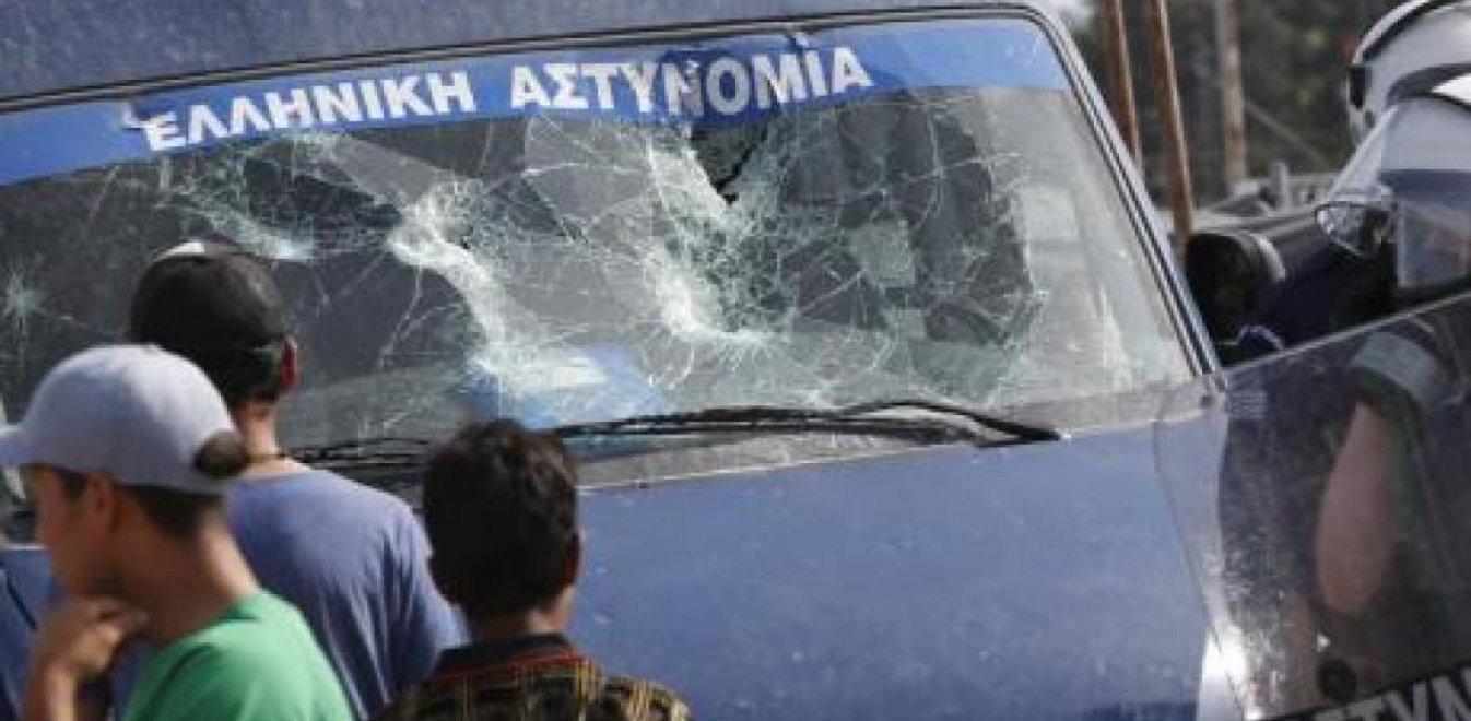 Αφγανοί σφάχτηκαν μεταξύ τους στα Διαβατά – 4 τραυματίες