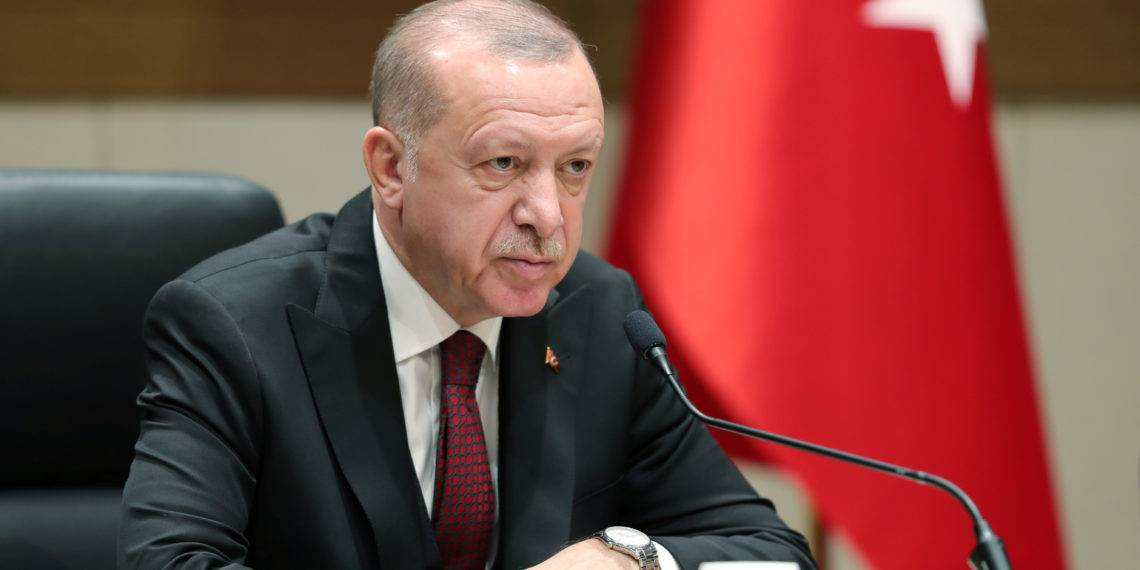 Ερντογάν: Τινάζετε τις συζητήσεις για το Κυπριακό στον αέρα – Γνωρίζετε τους «τρελούς» Τούρκους