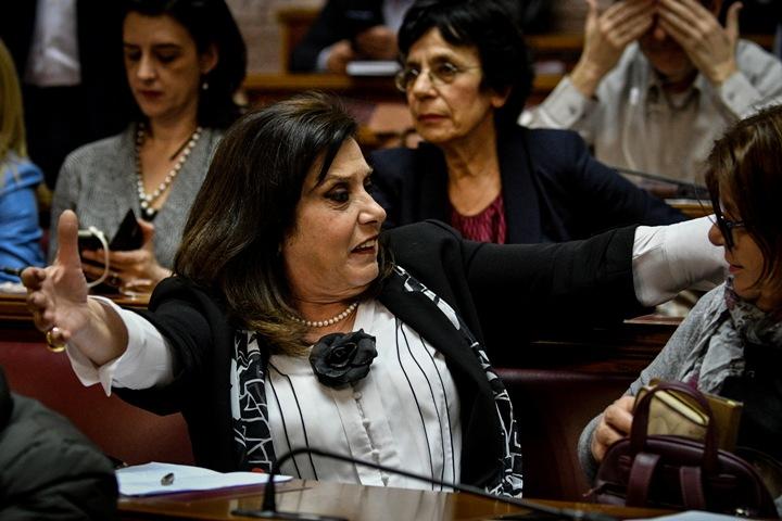 Αυτή θα σώσει την χώρα!!! Η Θεοδώρα Μεγαλοοικονόμου ιδρύει κόμμα αλλά το όνομα αυτού…δεν υπάρχει!