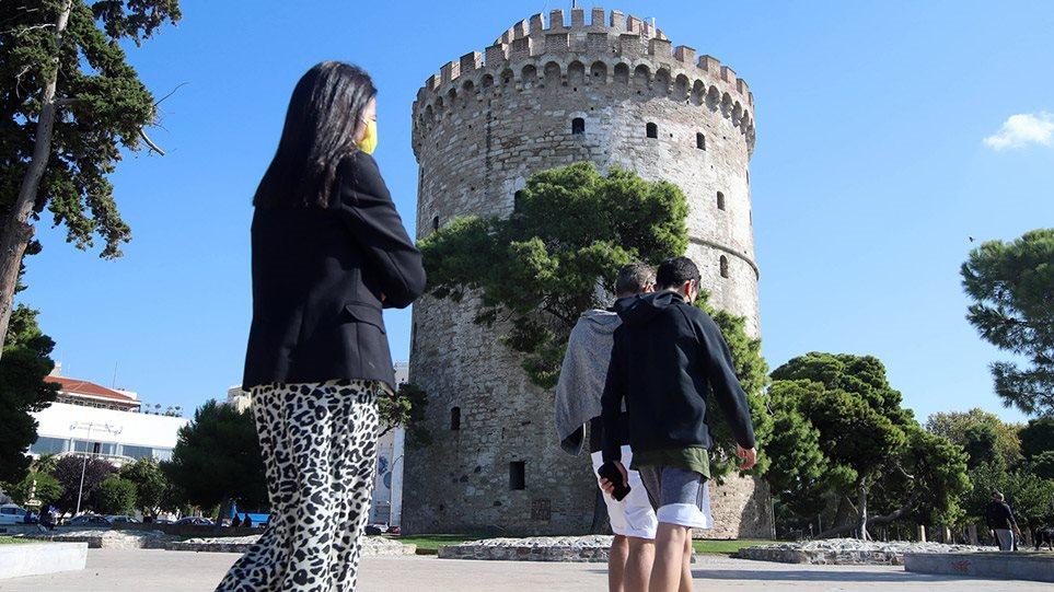Πάει για lockdown η Θεσσαλονίκη – Εκτακτα μέτρα ανακοινώνονται αύριο! Απαγόρευση εξόδου και από τις πορτοκαλί περιοχές!
