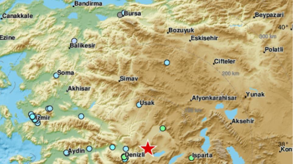 IΣΧΥΡΟΣ ΣΕΙΣΜΟΣ 6 ΡΙΧΤΕΡ στην Τουρκία!