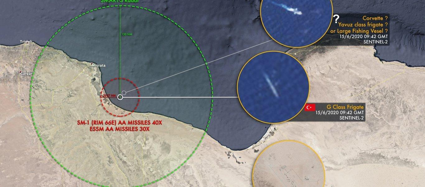H Τουρκία κατασκευάζει άμεσα ναύσταθμο νότια της Κρήτης – Εκτάκτως ο αρχηγός του τουρκικού Ναυτικού στην Λιβύη!
