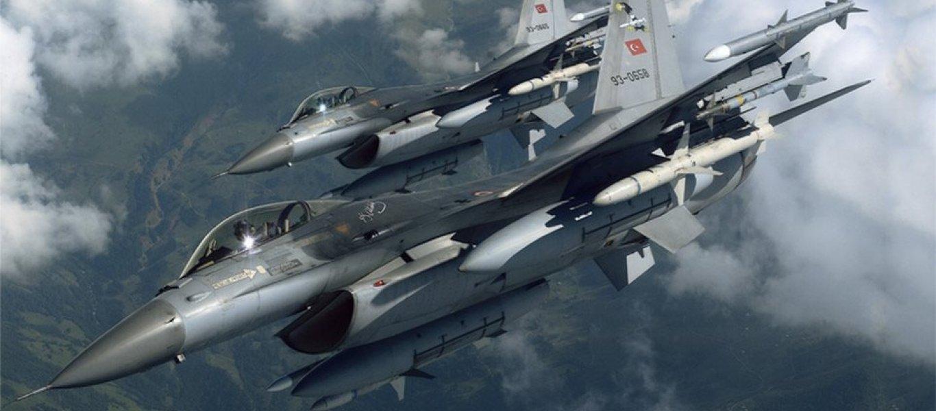 ΕΚΤΑΚΤΟ: Τουρκικά μαχητικά πάνω από τη Χίο!