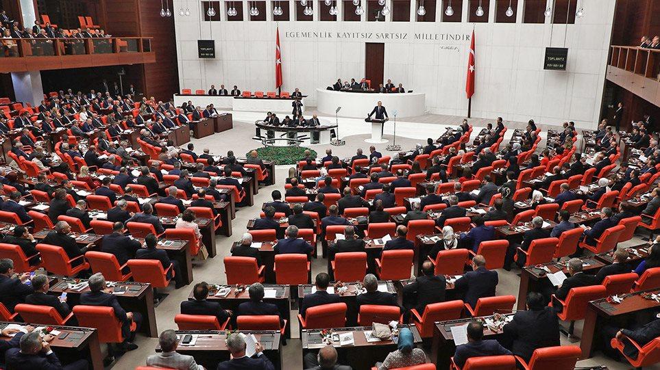 Τουρκία: Η Βουλή ενέκρινε τη στρατιωτική συνεργασία με Λιβύη!