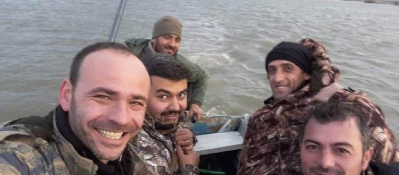 """Τούρκοι κυνηγοί Έβρου: «Μόνοι μας """"παίρνουμε"""" τους Έλληνες. Αντί για λαγούς θα πυροβολούμε αυτούς»"""