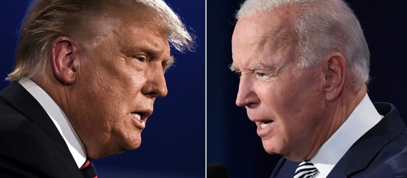 Προηγείται ο Ν.Τραμπ στους εκλέκτορες έναντι του Τ.Μπάιντεν όσο δεν επικυρώνεται το αποτέλεσμα σε έξι Πολιτείες