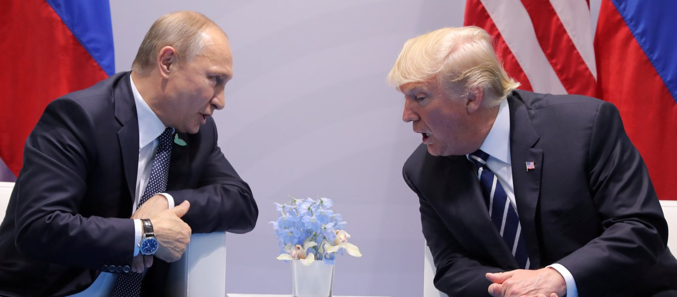 «Άκυρο» από τη Γερμανία στη πρόταση Ν.Τραμπ να προσκληθεί ο Β.Πούτιν στην επόμενη σύνοδο των G7