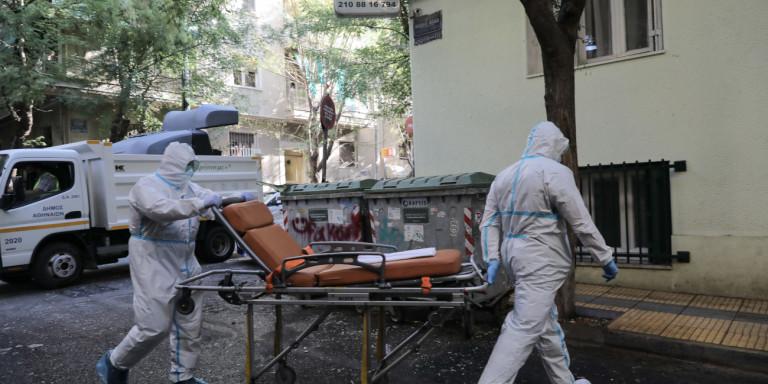 Κορωνοϊός: Προβληματισμός για το νέο ρεκόρ κρουσμάτων στην Αττική -Aνησυχία για εστίες σε γηροκομεία, νοσοκομεία και υπηρεσίες!