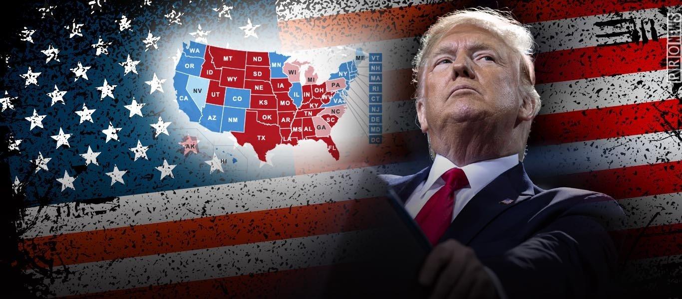 Ν.Τραμπ: «Κερδίσαμε – Θα πάμε στο Ανώτατο Δικαστήριο αν μας πάρουν τη νίκη» – Οι Πολιτείες που κρίνουν το αποτέλεσμα!