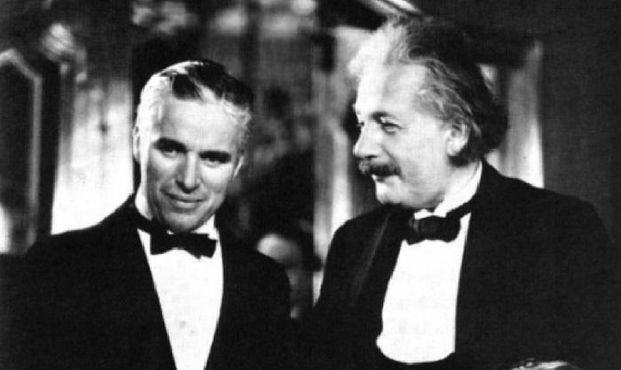 Ο διάλογος Αϊνστάιν – Τσάρλι Τσάπλιν που έμεινε στην ιστορία…