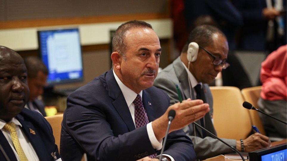 Τσαβούσογλου: Όταν στείλαμε τα πλοία μας στη Κύπρο, κατάλαβαν τη σοβαρότητα της κατάστασης!