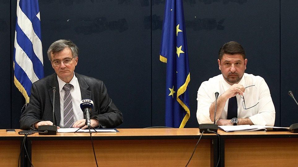 Κορωνοϊός: Σαρωτική αποδοχή για Σωτήρη Τσιόδρα και κυβέρνηση δείχνουν δύο δημοσκοπήσεις! (ΒΙΝΤΕΟ)