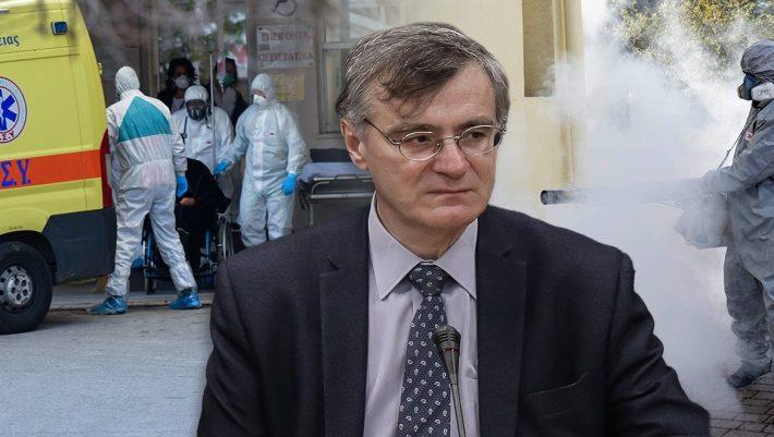 «Σας κοροϊδεύουν, ένας απλός ιός είναι»: Αυτή είναι η ανάρτηση του γιατρού που έκανε έξαλλο τον Τσιόδρα!