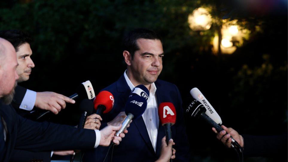 Τσίπρας μετά το ΚΥΣΕΑ: Κυρώσεις στην Τουρκία αν έκανε γεώτρηση! (BINTEO)