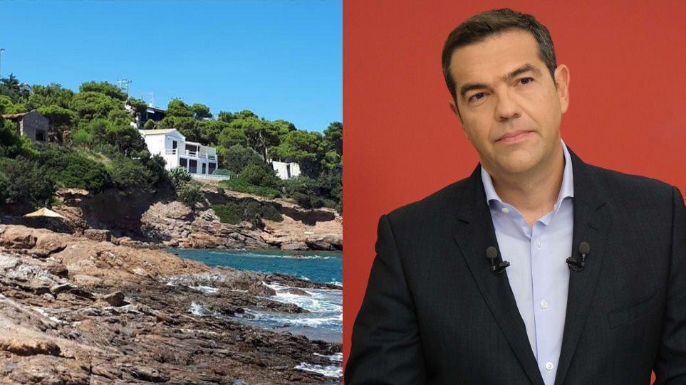 Τσίπρας: Νοίκιασα το σπίτι στο Σούνιο με 500 ευρώ το μήνα τα 3 πρώτα χρόνια!
