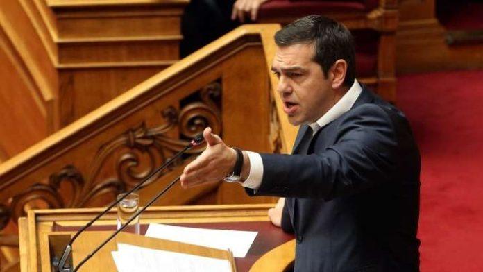 """""""Δεν είναι για επικοινωνία η εξωτερική πολιτική κ.Μητσοτάκη"""" είπε ο Τσίπρας που προστάτευσε τις ΕΔ"""