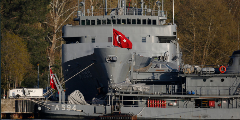 Νέα πρόκληση: Τουρκική Navtex δεσμεύει τεράστια περιοχή -Από το Καστελόριζο ως την… Κρήτη! (φωτο)