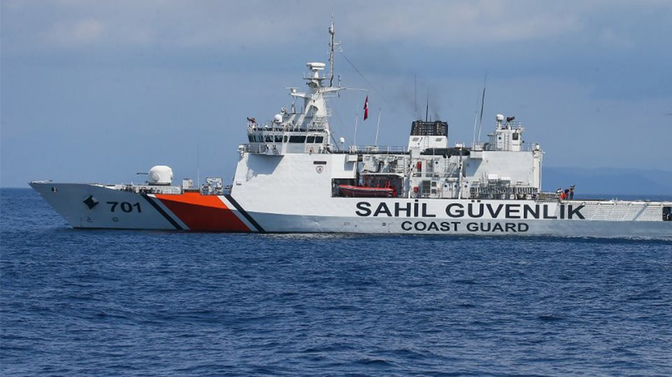 Νέα πρόκληση: Τουρκική ακταιωρός συνόδευσε μετανάστες στη νησίδα Στρογγύλη!